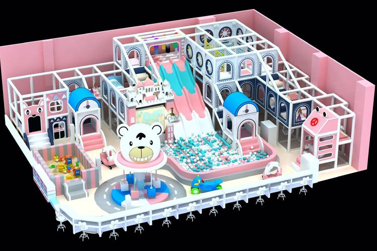 各种系列儿童乐园设备